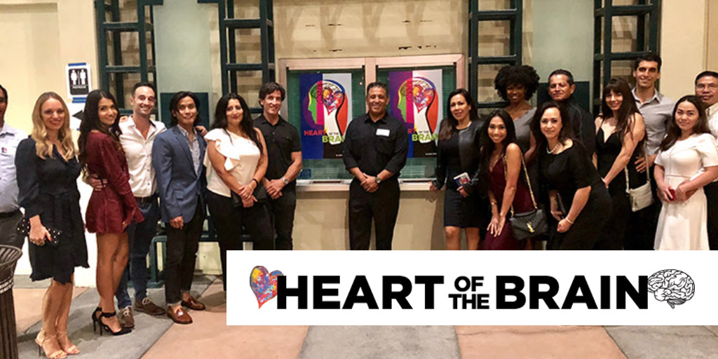 Lief Labs at Heart of the Brain Gala